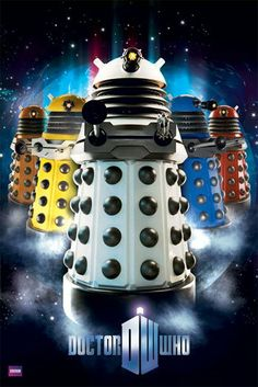 Red Dog Designs Who's 50th Anniversary: Victory of the Daleks