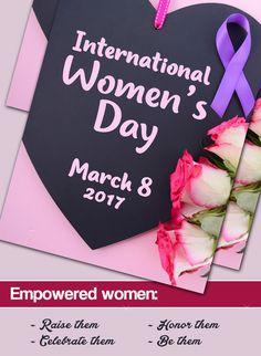 Join Biltmore Dental Center in celebrating International Women's Day. #HappyInternationalWomensDay #BiltmoreDentalCenter