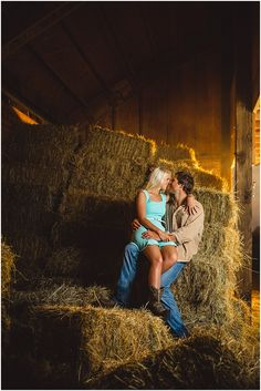country engagement photo sessions