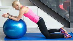 Ploché břicho a six pack vám se stabilizací trupu a páteře příliš nepomohou. Je potřeba zaměřit se na svaly, které nejsou vidět, jelikož jsou hluboko pod povrchem.