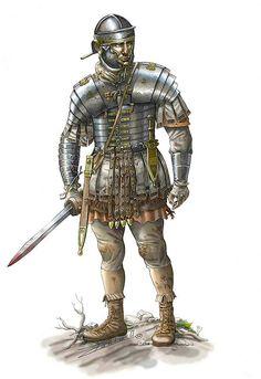 Legionary of the Dacian Wars