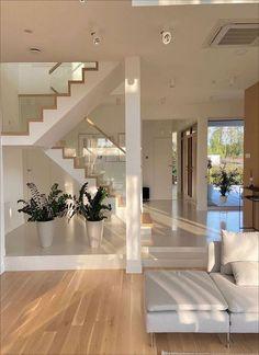 Home Room Design, Dream Home Design, Foyer Design, Modern House Design, My Dream Home, Home Interior Design, Interior Architecture, Dream House Interior, Aesthetic Room Decor