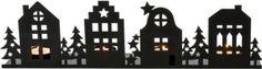 Teelichthalter Weihnachtsdorf Jetzt bestellen unter: https://moebel.ladendirekt.de/dekoration/kerzen-und-kerzenstaender/kerzenstaender/?uid=8fe1425d-4bbe-5701-a61a-19de8de7e26e&utm_source=pinterest&utm_medium=pin&utm_campaign=boards #kerzen #heim #kerzenstaender #dekoration