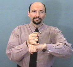"""island"" American Sign Language (ASL)"