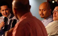 Chef Afit D. Purwanto @ Entrepreneur Festival 2013