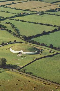 The Hill of Tara. Must return. Exquisite. The hill of kings... Ireland...