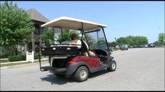 Franklin police crack down on golf cart violations