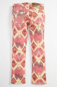 Peek 'Audrey' Jeans (Toddler, Little Girls & Big Girls) available at #Nordstrom - saw these but can't spend this much on munchkin jeans!