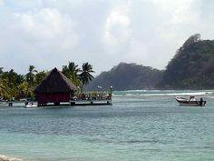 Isla Grande near Panama