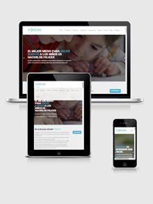 Diseño para Escuelas Infantil http://esinfantil.belomar.es/