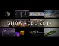 """Check out new work on my @Behance portfolio: """"Showreel"""" http://be.net/gallery/66913809/Showreel"""