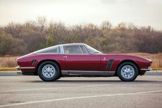 Iso Grifo 7 .0 litre 1974 the last one.
