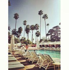 Beverly Hills Hotel. <3