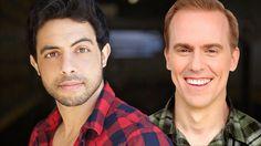 Sacramento, Aug 21: Comedians Sammy Obeid and Patrick O'Sullivan