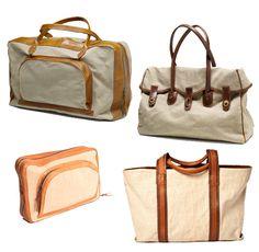Bags from Nivaldo de Lima.