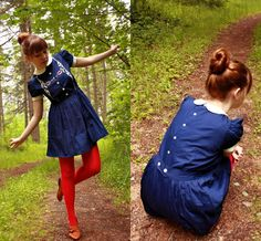 Retrograde Fashion (by The Clothes Horse Roe) http://lookbook.nu/look/801743-Retrograde-Fashion