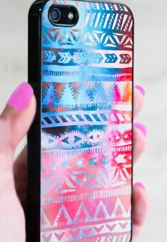 ASOS Tribal iPhone 5 Case - Galaxy Print iPhone 5 Case