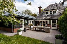 Jaren30woningen.nl   moderne aanbouw aan een jaren 30 woning