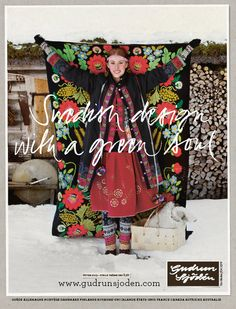 Gudrun Sjödén Catalogue - Winter 2013