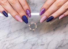 Naturally long nails with gel polish and free hand painted nail art  yes it is still cold for a lovely jumper nails  #gelmanicure #nailprodigy #cableknitsweater #freehandnailart #sheffieldnails #eccyroad #swarovskinails #naturalnails #nailartaddict