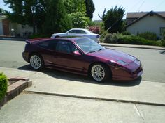 1987 Pontiac Fiero GT, exterior, Still one of my dream cars to own.