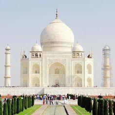 #mytajmemory I just need this back by joaocortes__ #IncredibleIndia #tajmahal