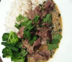 Recipe Beef Rendang by Kylie C - Recipe of category Main dishes - meat
