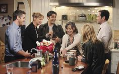 Loved this TV show...Brothers and Sisters....and Gilles Marini....MMMMMMMMMMM