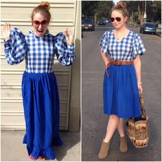 upcycled clothes before and after - Google Search