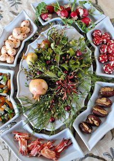 antipasti delle feste/appetizers for parties