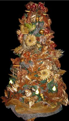 Fully Decorated Christmas Trees - Bing Images