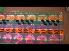 VIDEO = DIY Washi Tape (moves at a turtle's pace) but DETAIL ORIENTED.  Step by Step Instructions on how to paint your own original designs on Washi Tape.  If you follow the directions and give it your own creative twist, you will have Washi Tape that makes your crafts ONE OF A KIND and REMARKABLE.