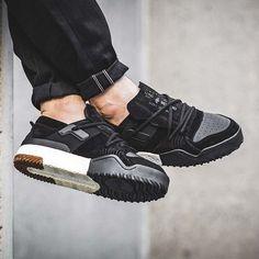promo code 7f46d f0445 Mens size Adidas ALEXANDER WANG AW Bball Black fake