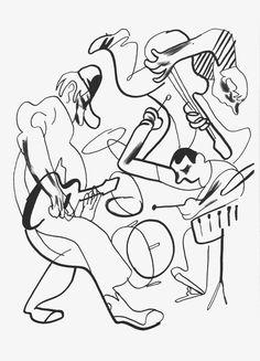 Рисунки из книги «Trama» . Сайт автора с коммерческими иллюстрациями: http://joaofazenda.com/