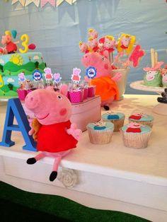 Encontrando Ideias: Tema Peppa Pig