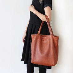 rennes Sophie Tote Bag - Terracotta