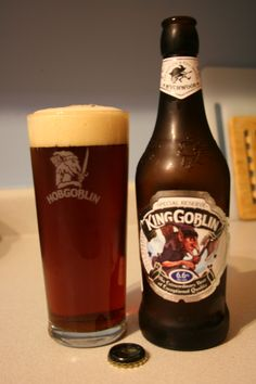 Wychwood Brewery King Goblin - OOOO I need to find this one to try