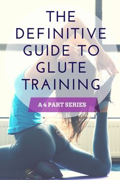 The glutes make up a major portion of your lower body chain. You can generate a lot of power with strong glutes that will directly translate onto the athletic field.