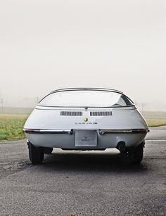 Chevrolet Corvair Testudo (Bertone), 1963 - Photo: Tom Wood / Courtesy of RM Auctions