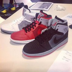 NIKE AIR JORDAN 1 RETRO '89 #sneaker