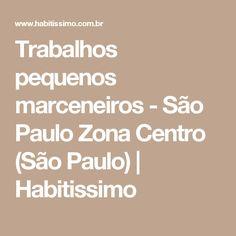 Trabalhos pequenos marceneiros - São Paulo Zona Centro (São Paulo) | Habitissimo