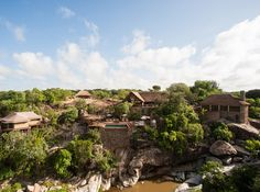 Transporting views and luxurious surroundings at the stunningly remote Mwiba resort