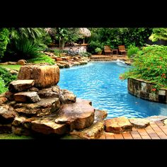 Swimming Pool Designs - Mirror Lake Landscapes, Pools & Waterfalls
