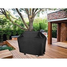 BBQ Gas Grill Cover 60 Inch Durable Heavy Duty Waterproof Barbecue Protection #BBQGasGrillCover Grilling, Bbq Cleaner, Grill Brush, Gas Grill Covers, Bbq Cover, Patio Furniture Covers, Grill Accessories, Best Bbq