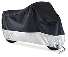 "Ohuhu Waterproof Motorcycle Cover, Fits up to 108"" Motors, 2 Lock-holes Design - Motorcycle Covers Motorbike Cover, Car Accessories, Rain Storm, Buy Motorcycle, Atv Parts, Motors, Yamaha, Motorbikes, Honda"