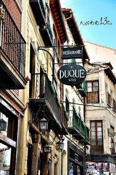 Street, West Portugal