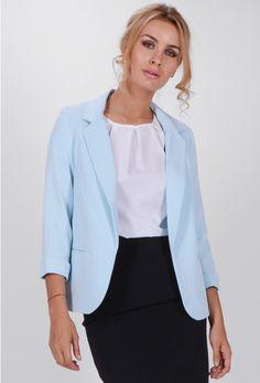 Sacou dama Celia Blazer, Model, Jackets, Fashion, Down Jackets, Moda, Fashion Styles, Blazers
