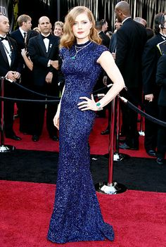 We Found Amy Adams's 10 Best Red Carpet Looks Ever - L'Wren Scott, 2011 from. - Celebrity Style Week: Celebrity Style Fashion and Latest Trends L'wren Scott, Oscar Gowns, Oscar Dresses, Drop Dead Gorgeous, Amy Adams Oscar, Amy Adams Style, Actress Amy Adams, Red Carpet Gowns, Couture