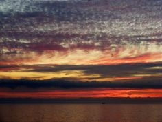 South Beach Oregon Sunset