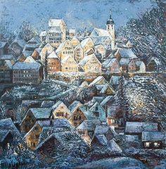 Winter in Altensteig